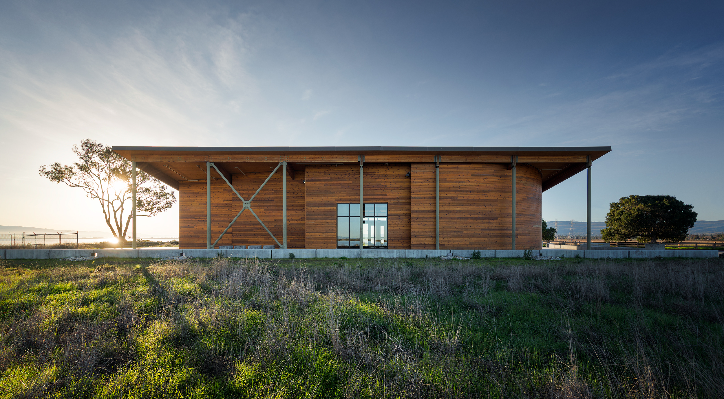 Cooley Landing Educational Center- FOG Studio Architects