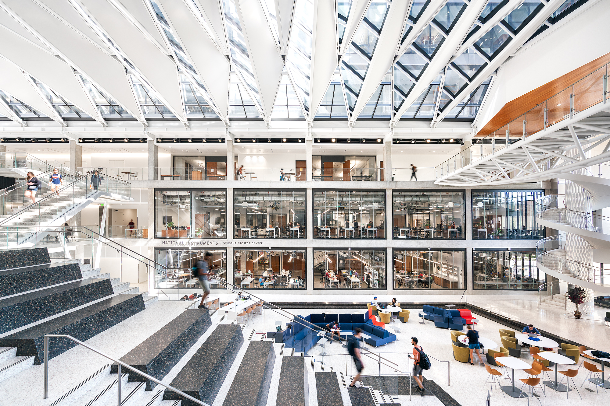 The University of Texas at Austin Engineering- Ennead Architecture