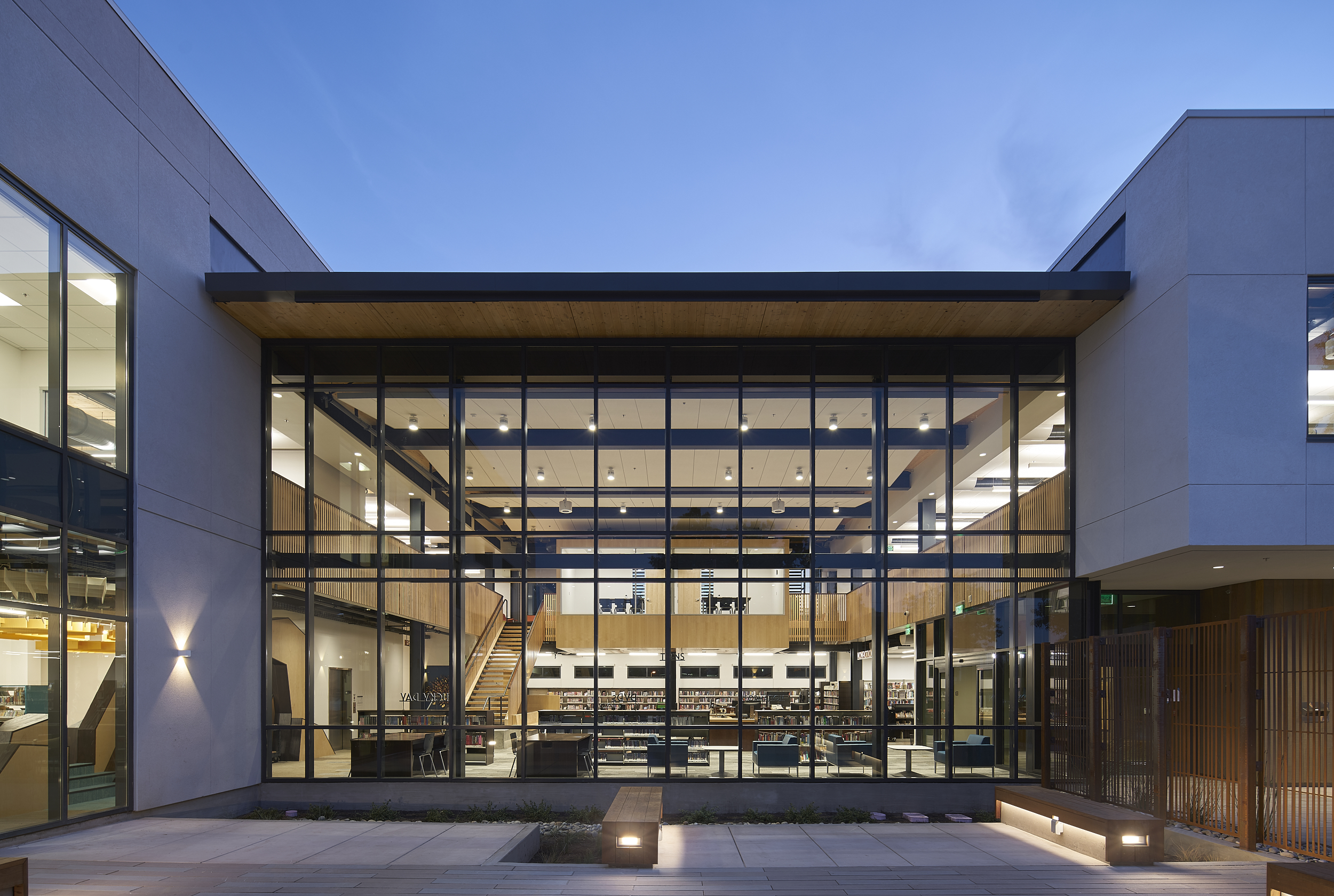 Brentwood Public Library- Fog Studio Architecture- Brentwood, CA