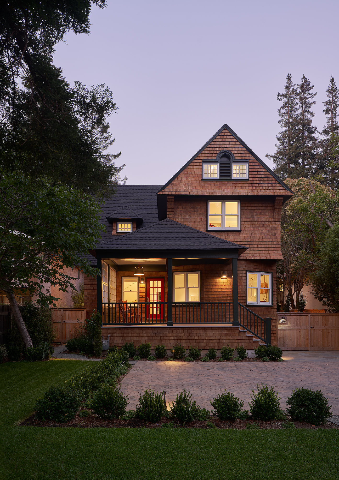 Richardson Architecture- Historic House Renovation- Mill Valley, CA