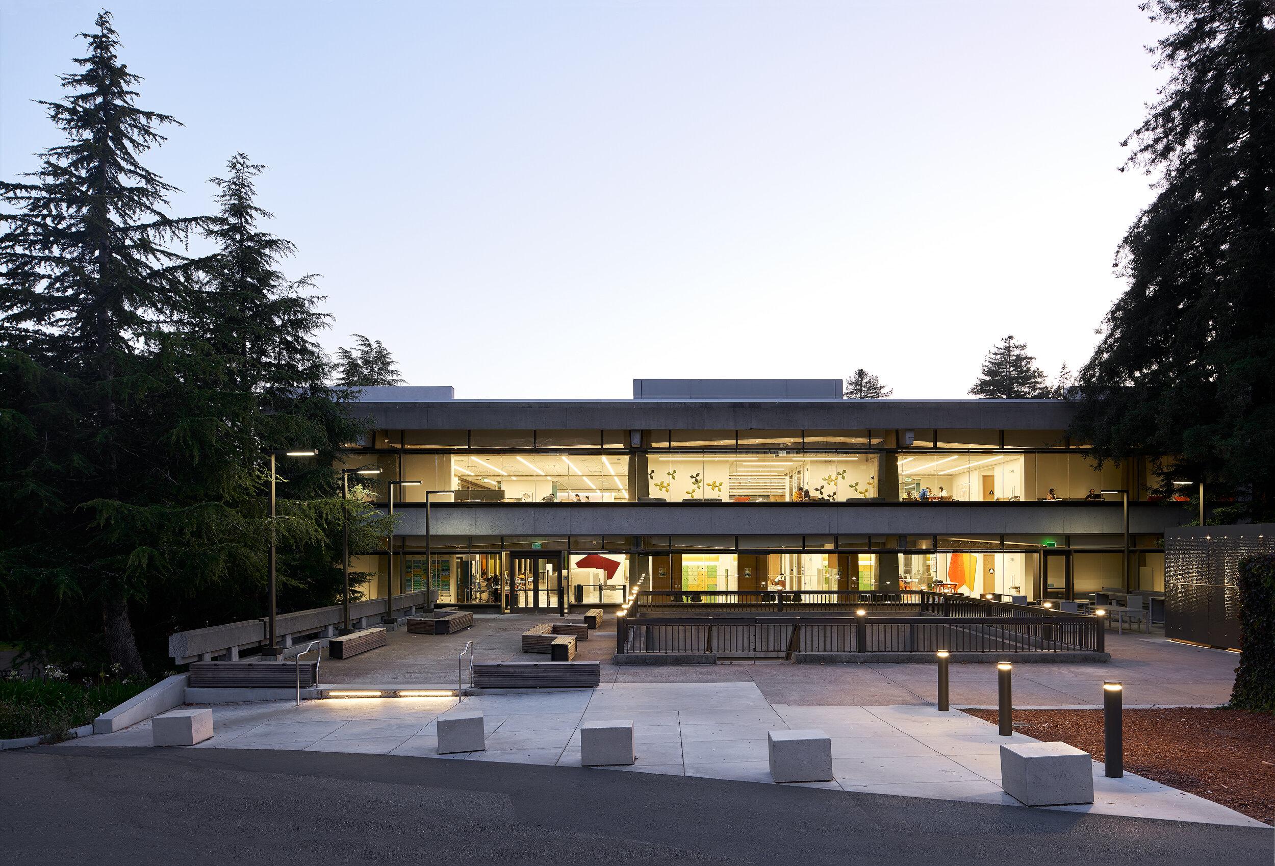 Moffitt Library- UC Berkeley