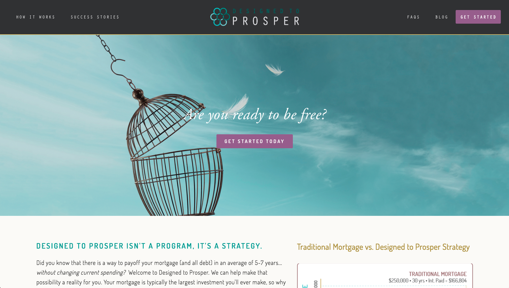 Designed to Prosper