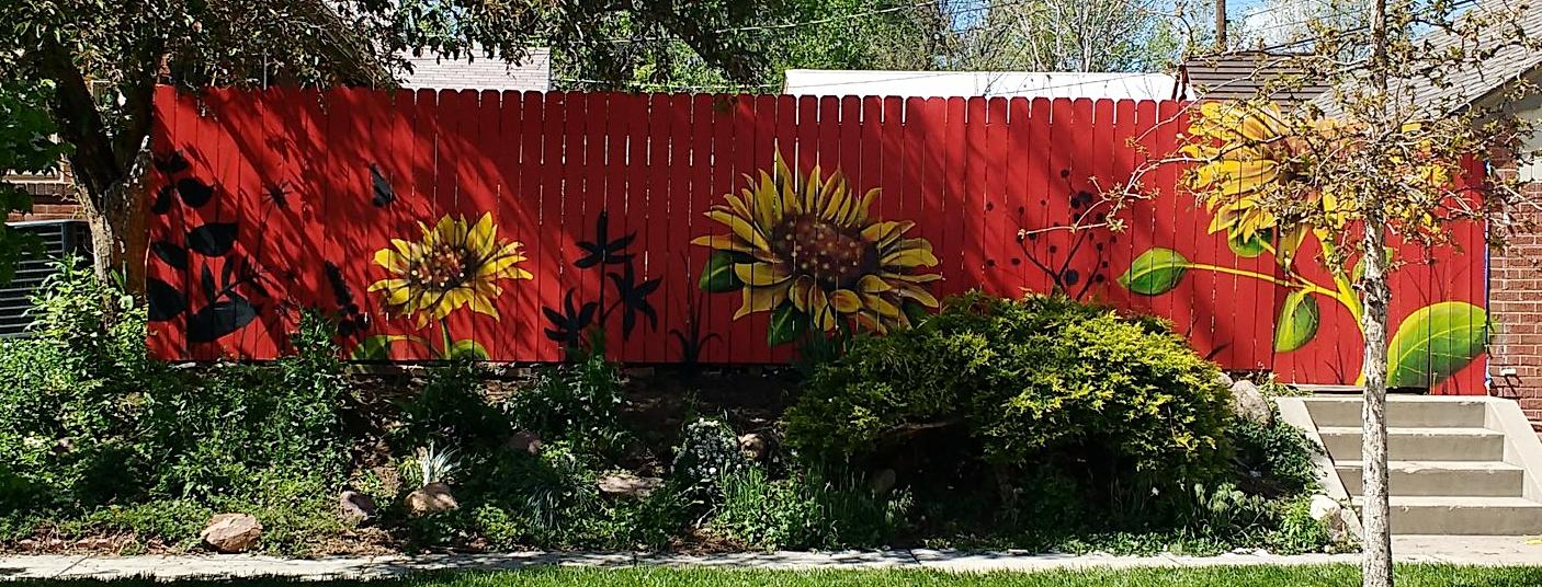 Sunflower Fence Mural.jpg