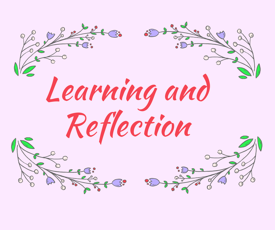 Learning and Reflection website title .png