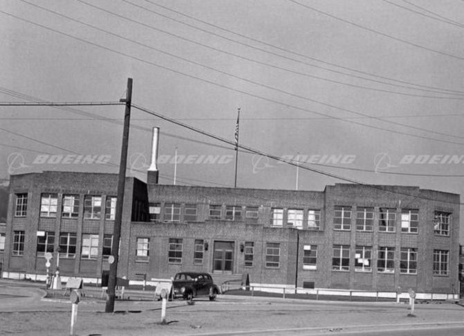 Boeing Headquarters 1929
