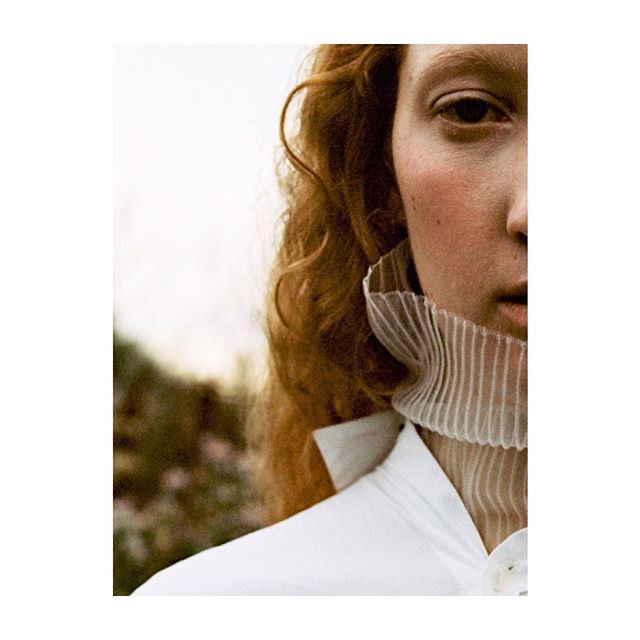 @dazed @taraegreville @lornaforan #portrait #film #ginger #beauty