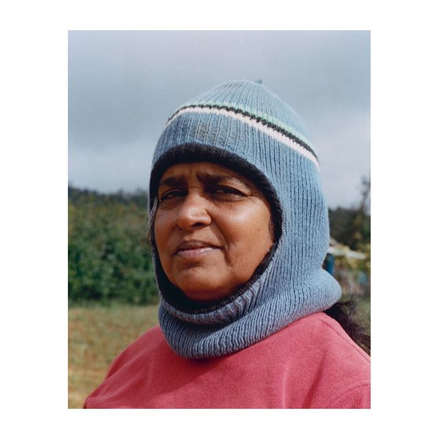 Rupa Malkhanthi In #Pattipola #portrait #film #srilanka #farming #community