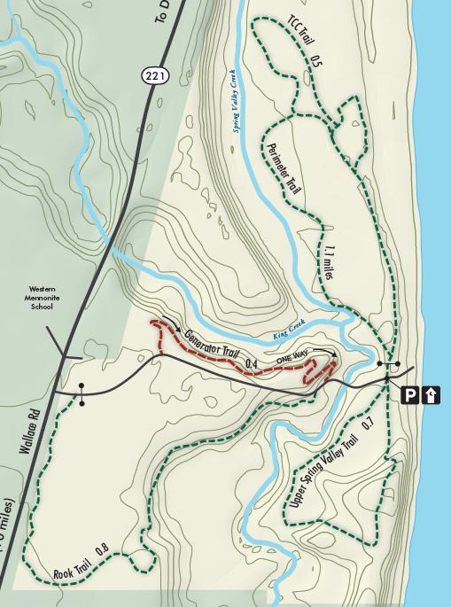 Spring Valley Trail System