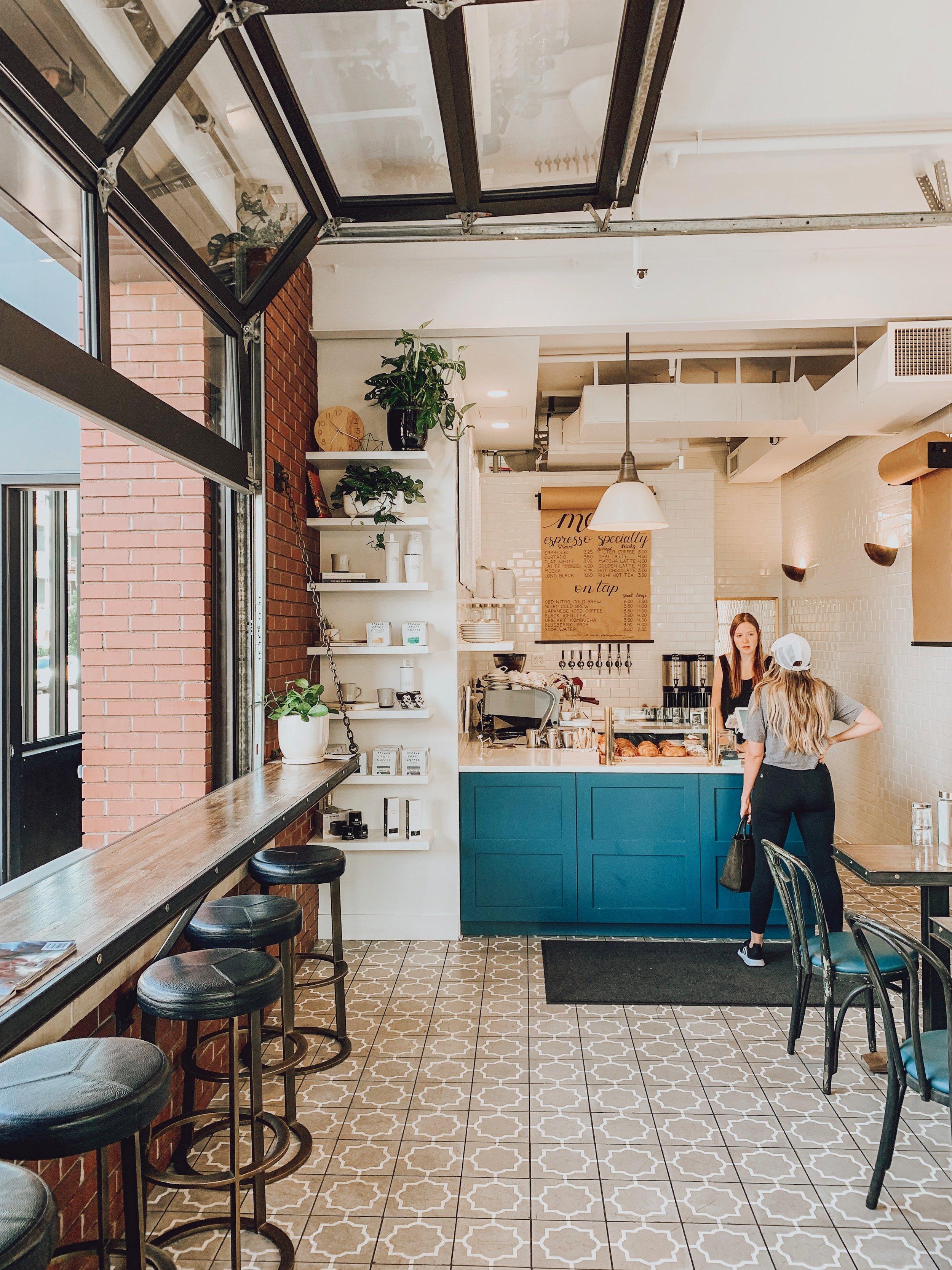 Blue Sparrow Coffee (RiNo)