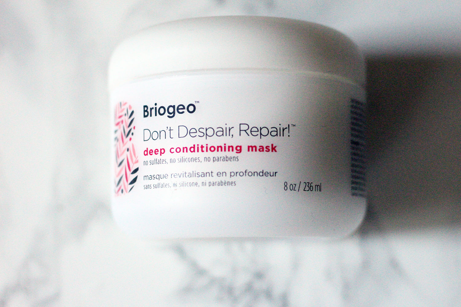 BRIOGEO Don't Despair, Repair! Deep Conditioning Mask : Where was this when my hair was platinum?! This would have been a big help, but blonde or not, processed or natural colored hair, it's alwasy a great idea to deep condition!