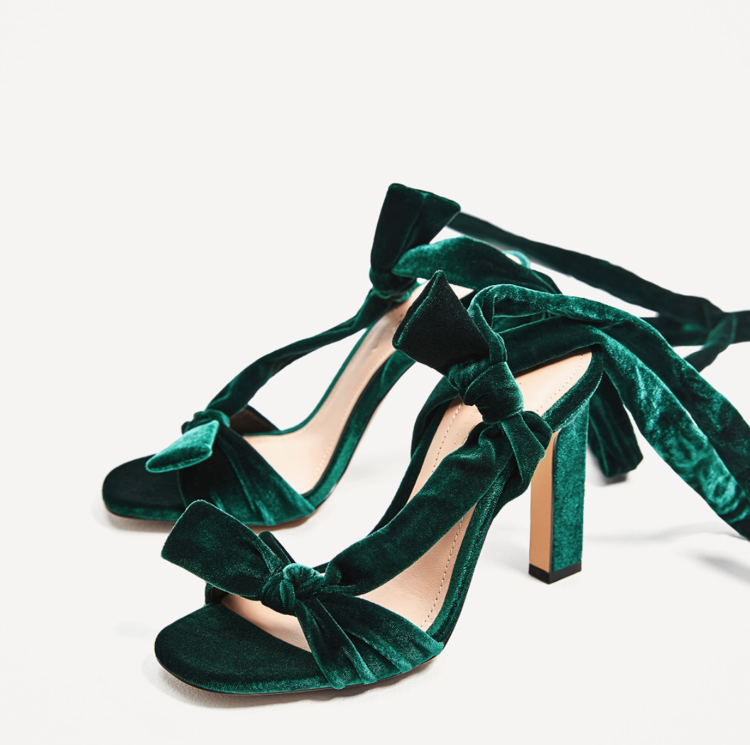 Shop The Heels - On sale for $19.99!
