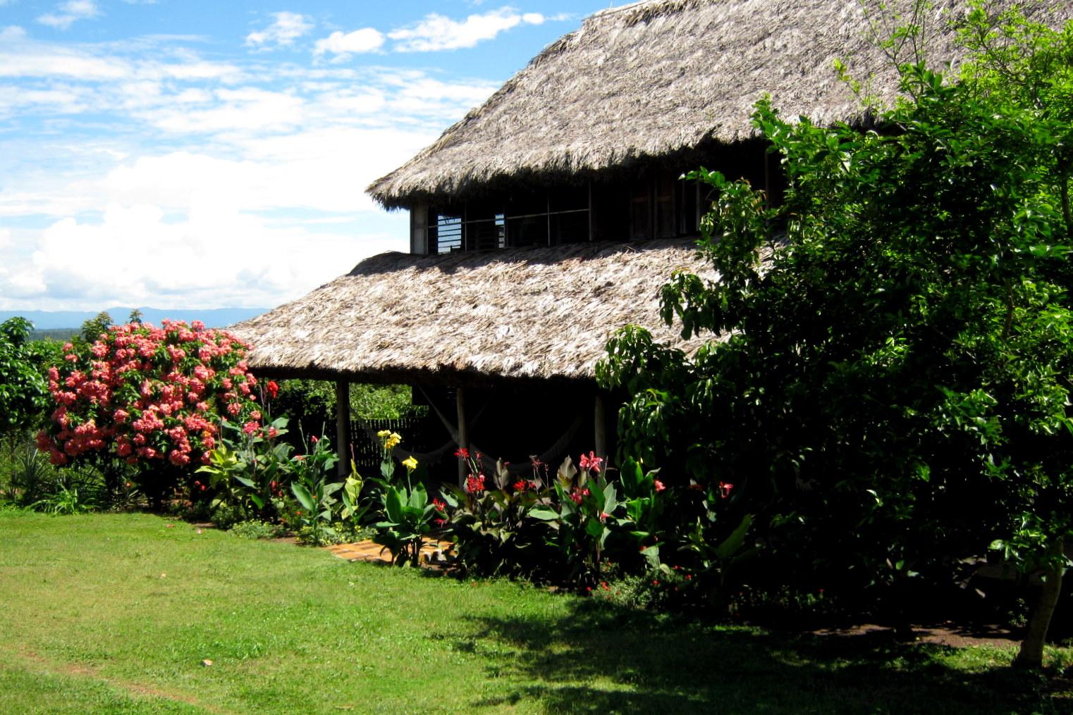 Caiman House Lodge