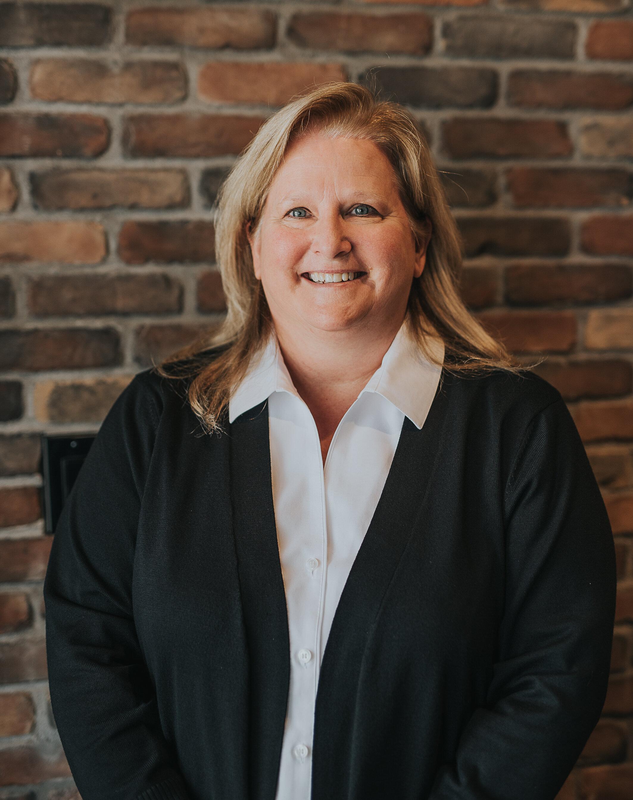 Kim Morris, Administration & Client Service