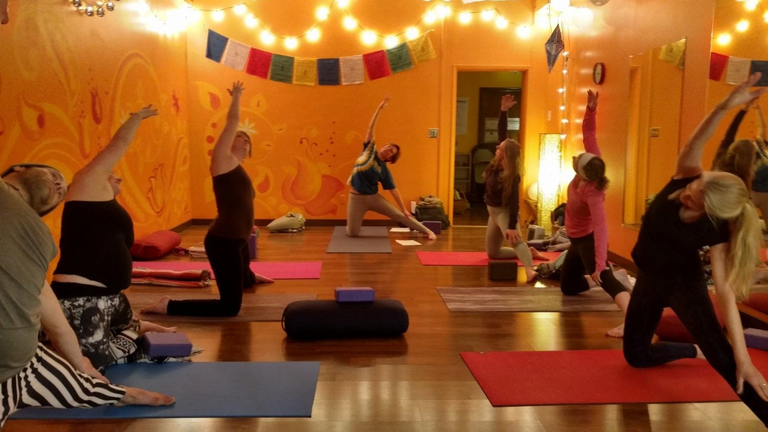 New to Firefly, New to Yoga?Frequently asked questions... -