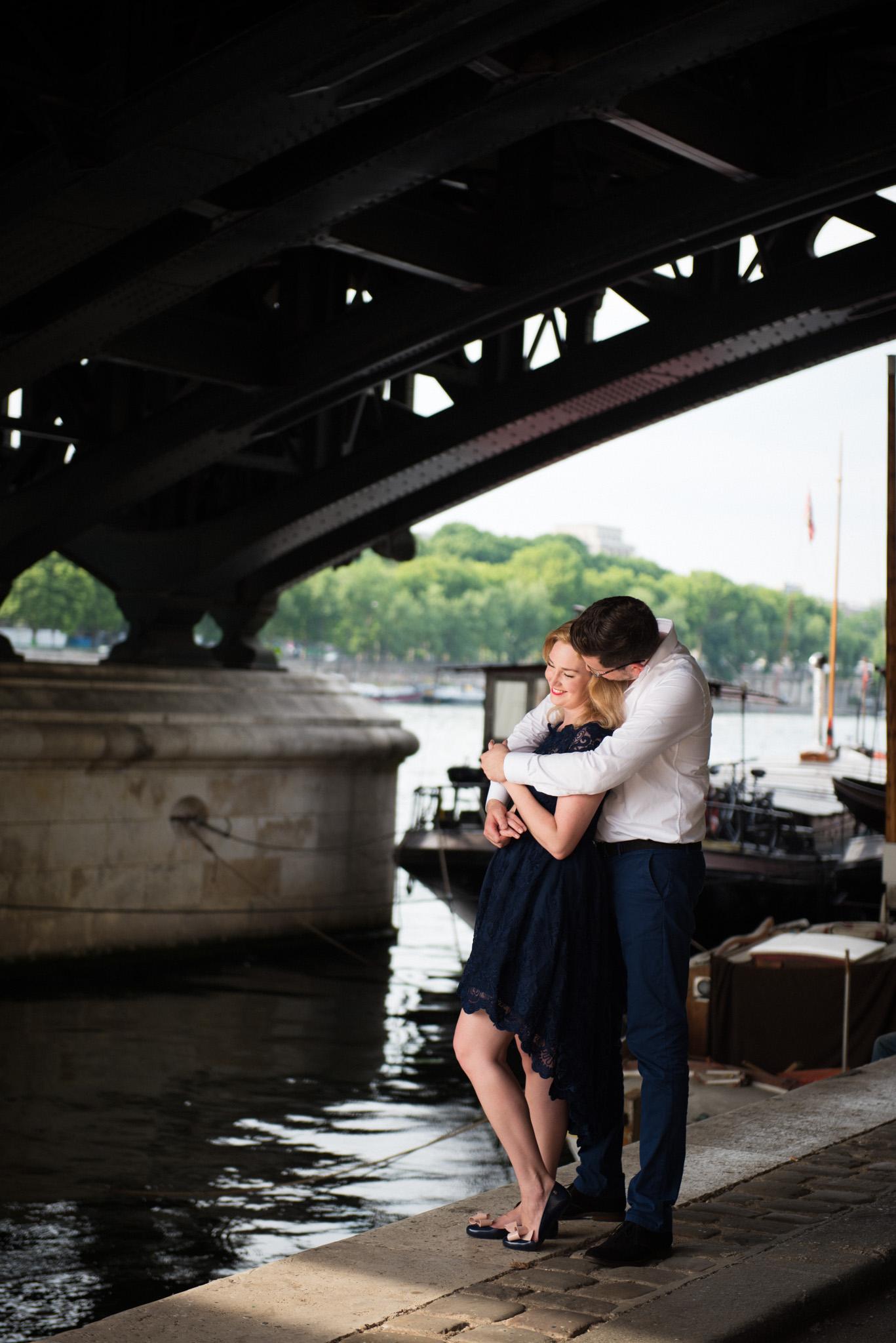 Surprise Proposal Photo Session in Paris by Paris Photographer Shantha Delaunay.jpg