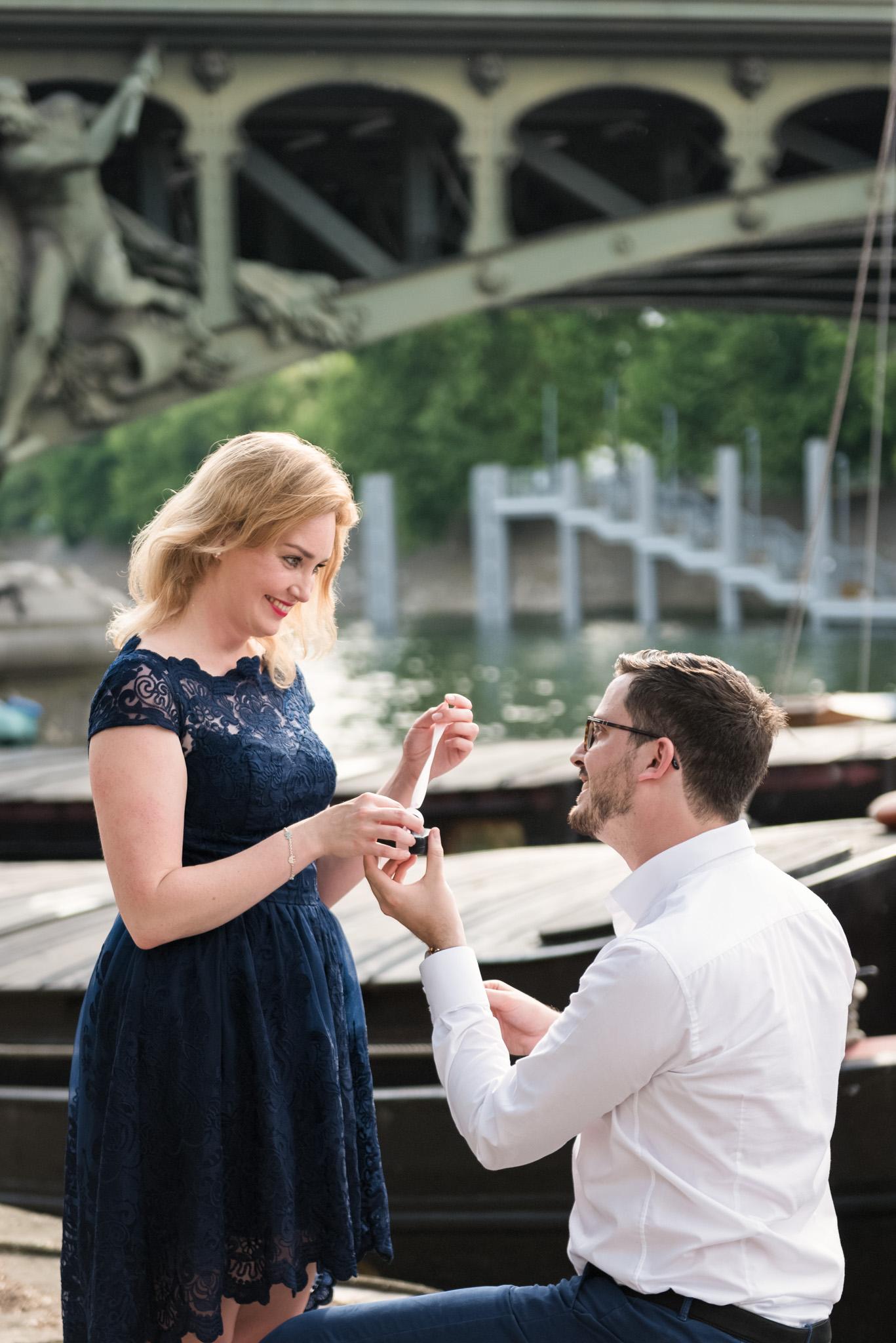Surprise Proposal in Paris by Paris Photographer Shantha Delaunay.jpg