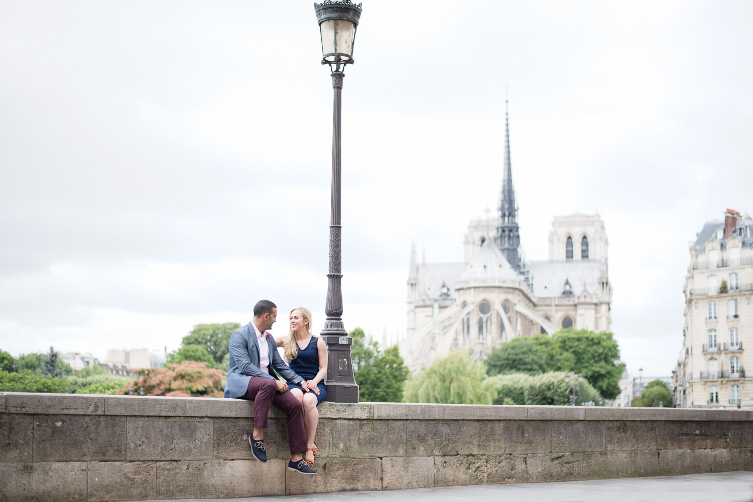 Copy of Copy of Photographer in Paris for engagement sessions