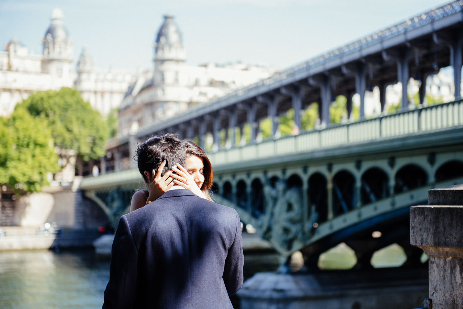 Copy of Copy of Paris photographer for engagement photo sessions