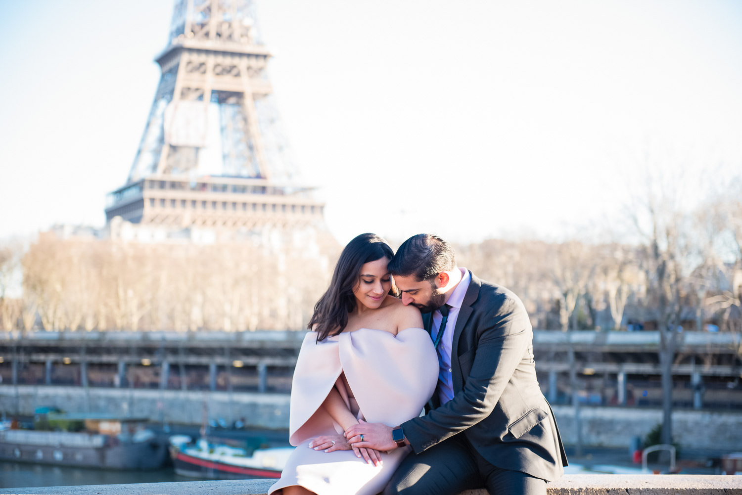 Copy of Copy of Paris photographer for honeymoon photoshoots