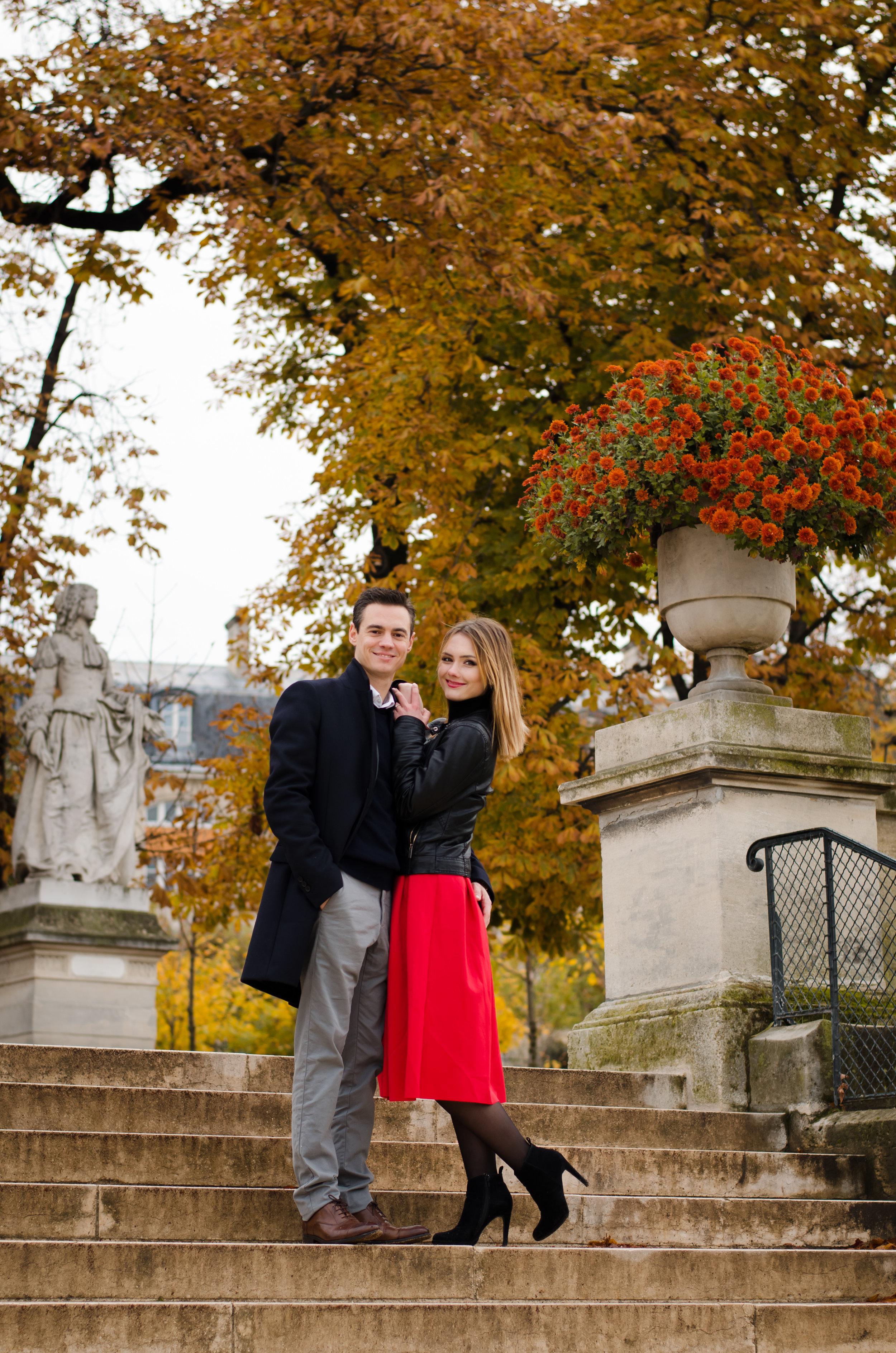 Paris engagement photoshoot in the fall Kat & Ed 5 Nov 2016-99.jpg