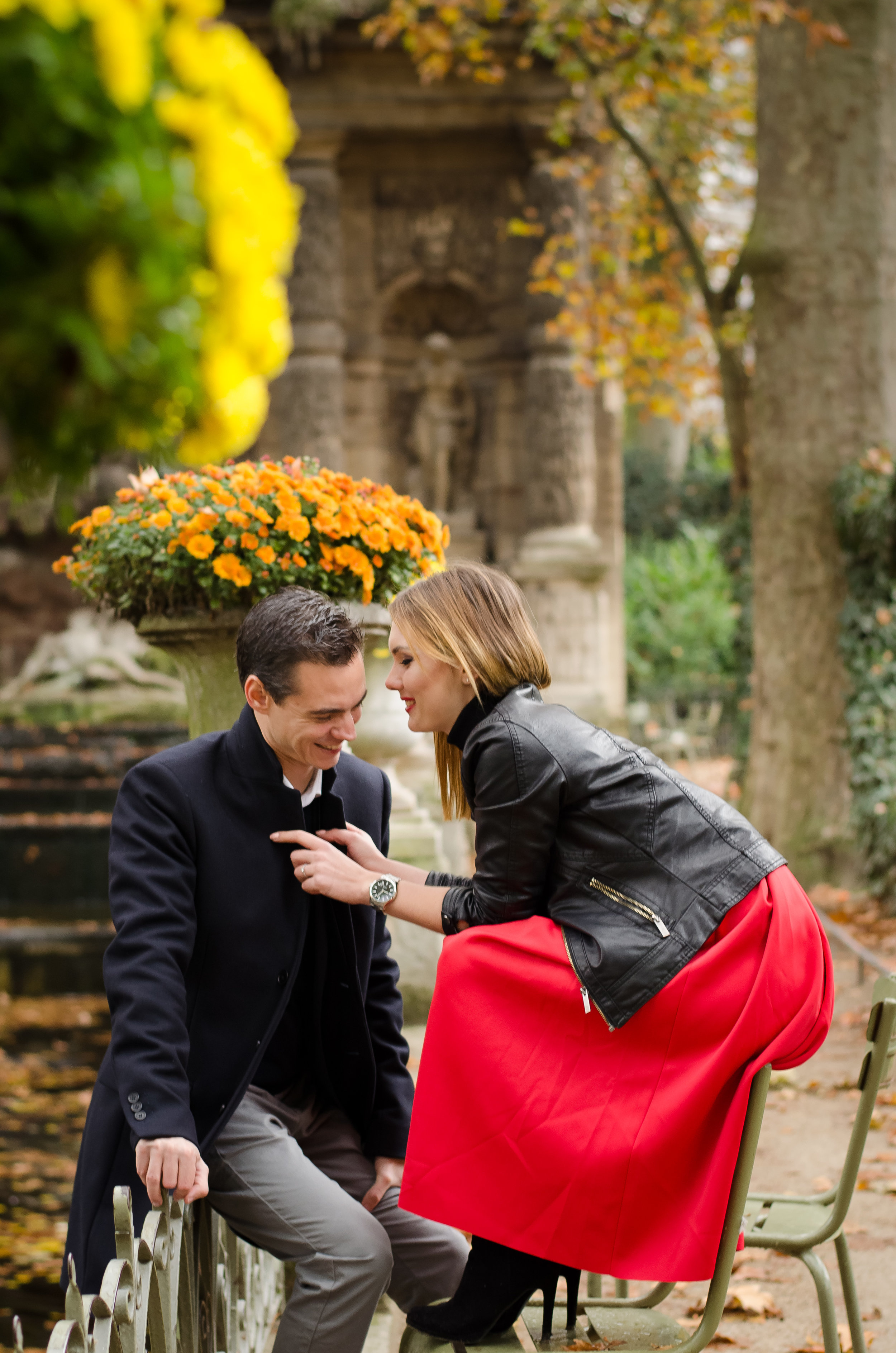 Paris engagement photoshoot in the autumn at Jardin du Luxembourg-141.jpg