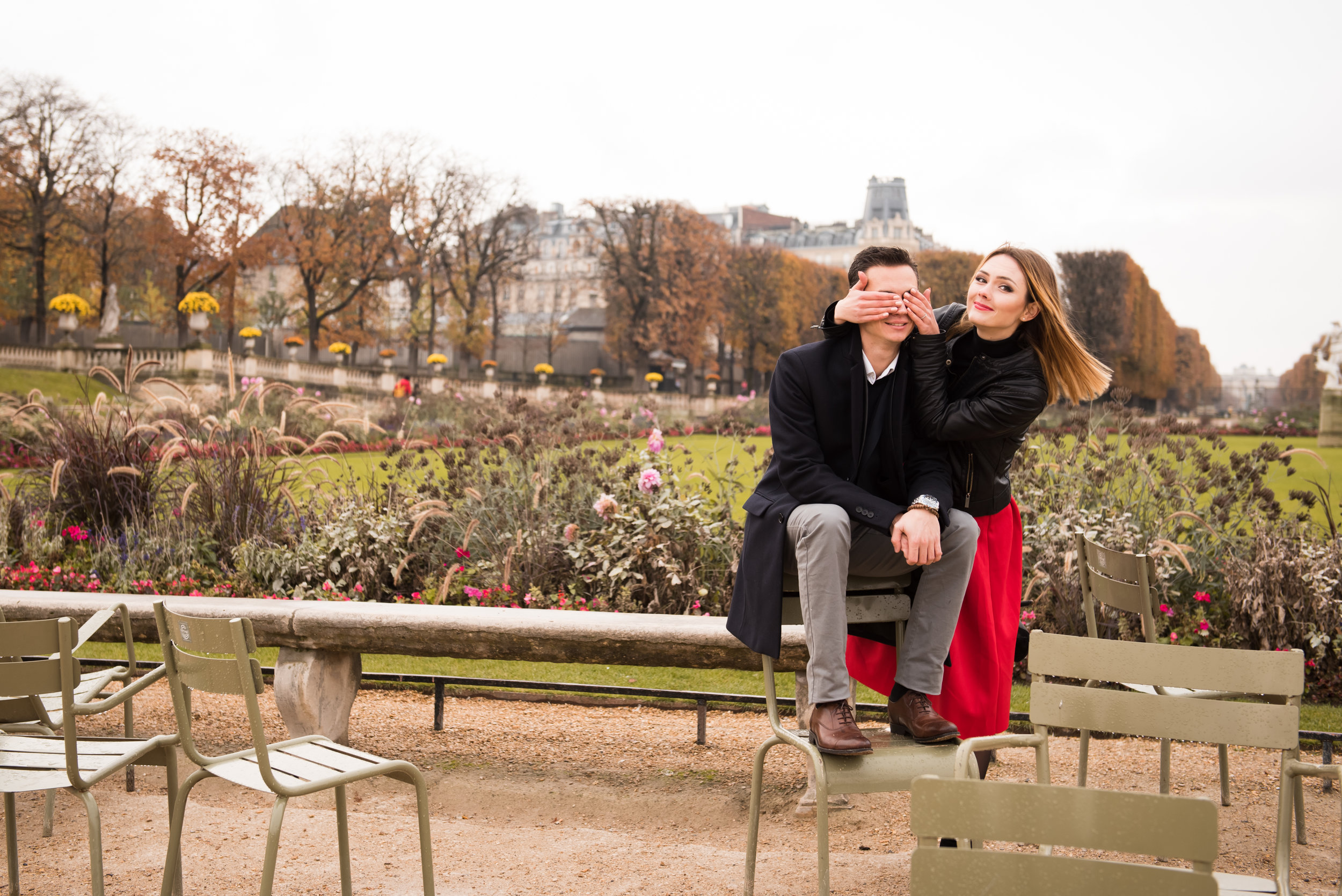 Paris engagement photo session in the autumn at Jardin du Luxembourg-32.jpg