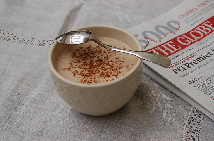 Buckwheat Breakfast Parfait