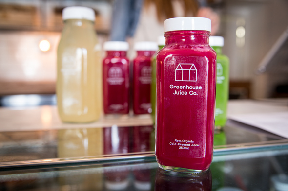 COLD PRESSED JUICE CLEANSE - GREEHHOUSE JUICE CO.