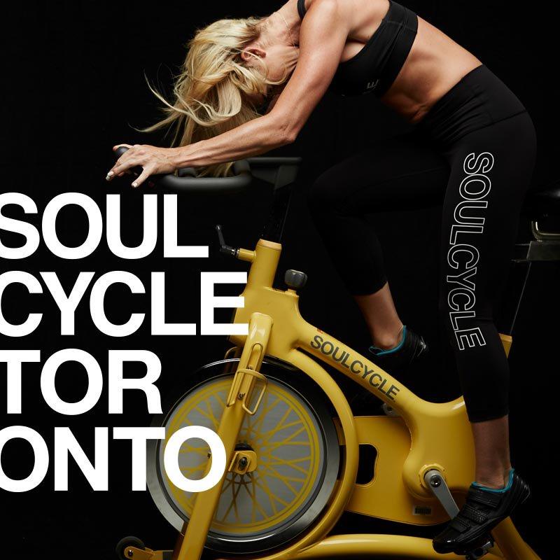 SOUL CYCLE #TORONTO2017