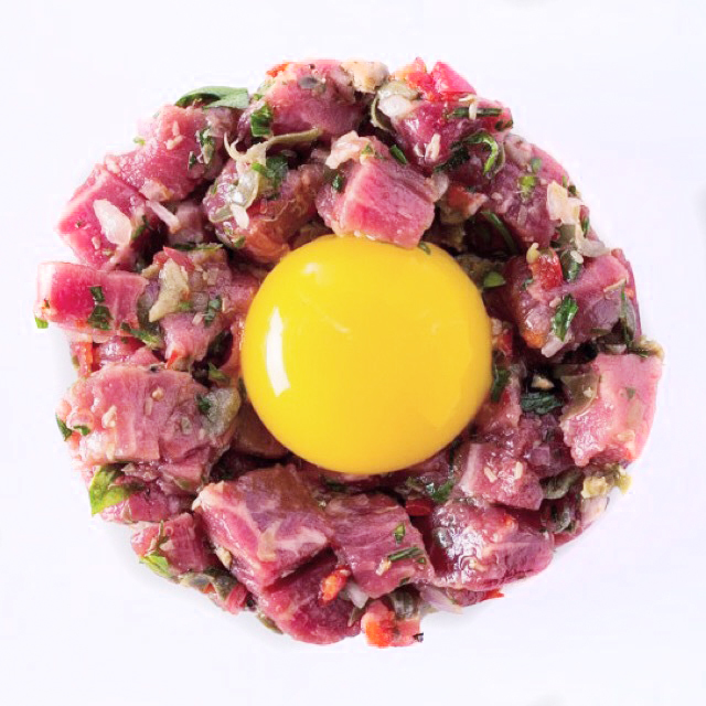 Perfect 5 Minute Steak Tartare