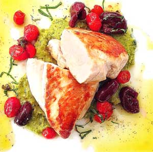 Gorgeous and Healthy Roast Chicken Recipe