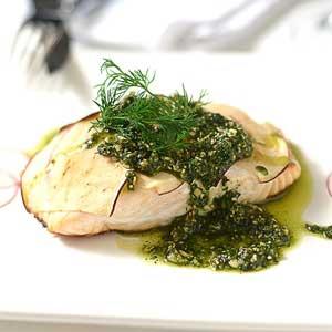 Delicious Salmon Dinner Recipe