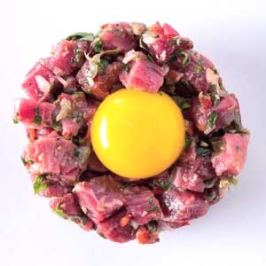 Simple Steak Tartare Recipe
