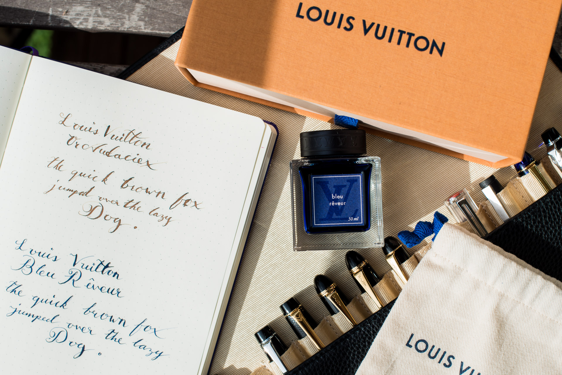 Louis Vuitton Bleu Reveur