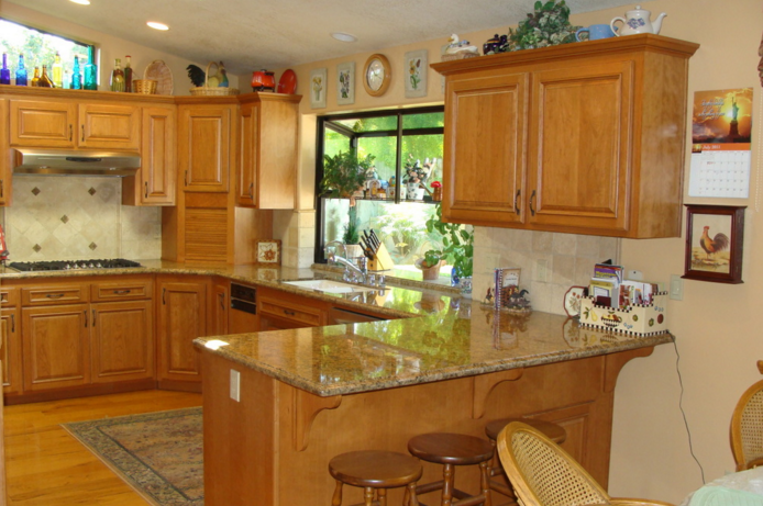 View our custom cabinet portfolio here.