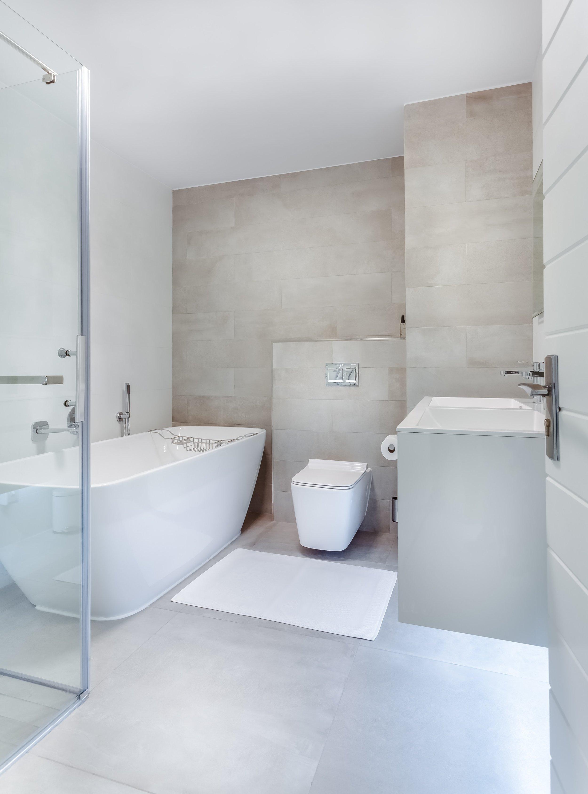 Radiant Floor Heating In Bathrooms, Heated Bathroom Floor Cost