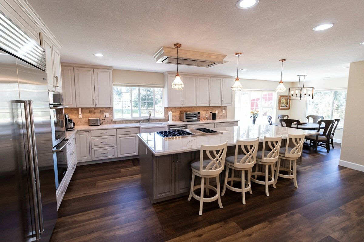 Kitchen Remodeling Services | New Life Bath & Kitchen