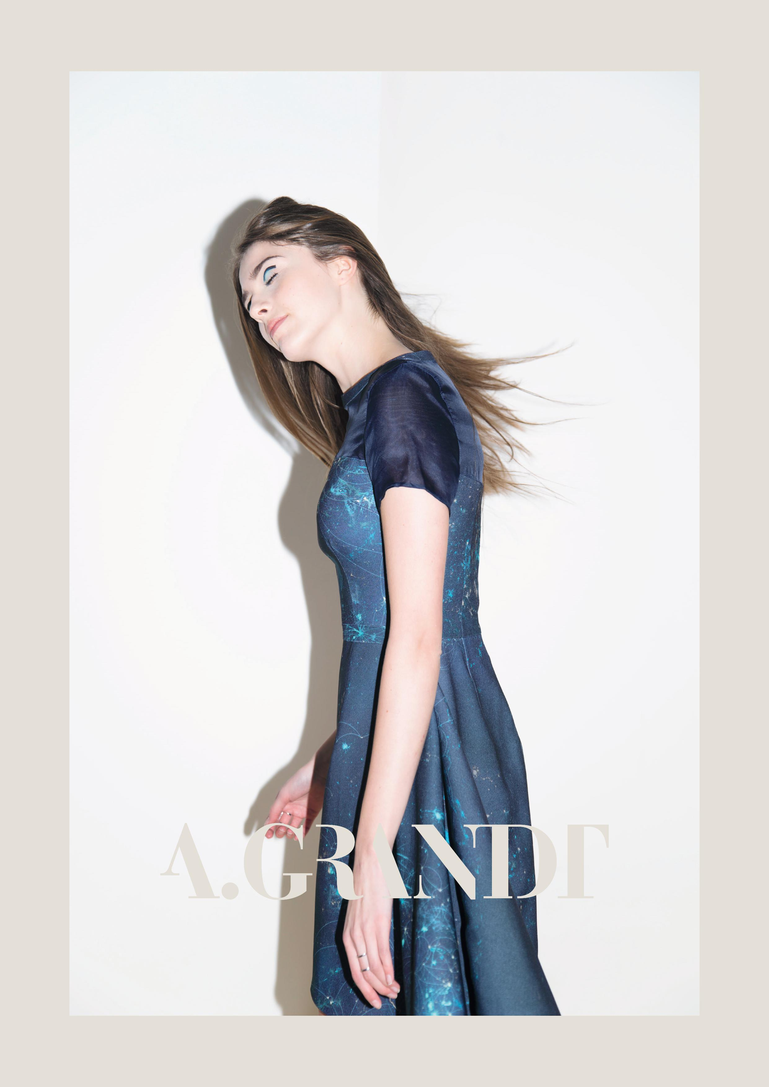 Photography: Studio Daylight 44 and  Breno Mayer . Styling: The amazing  Róisín Moloney  Model: Avice ( Morgan Agency ) Makeup:  Bianca Rafaella