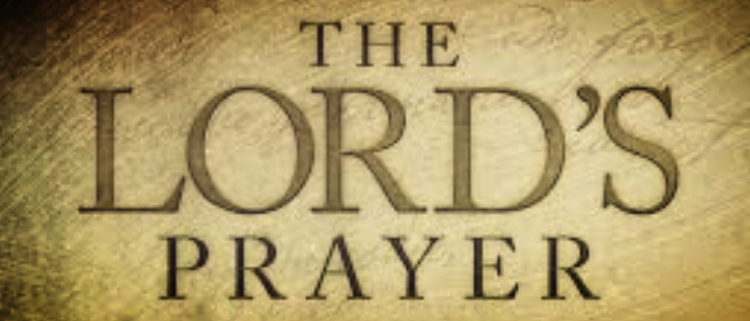 The Lord's Prayer Blog Image