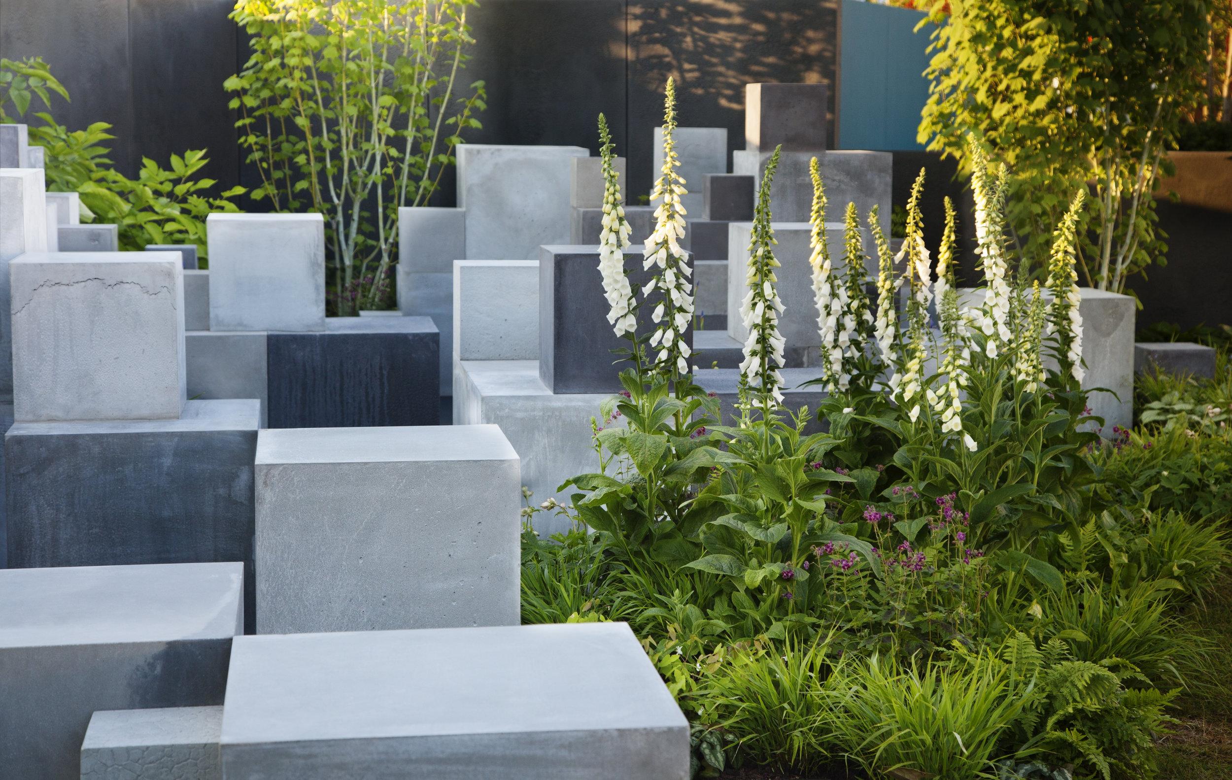 RHS Show Gardens