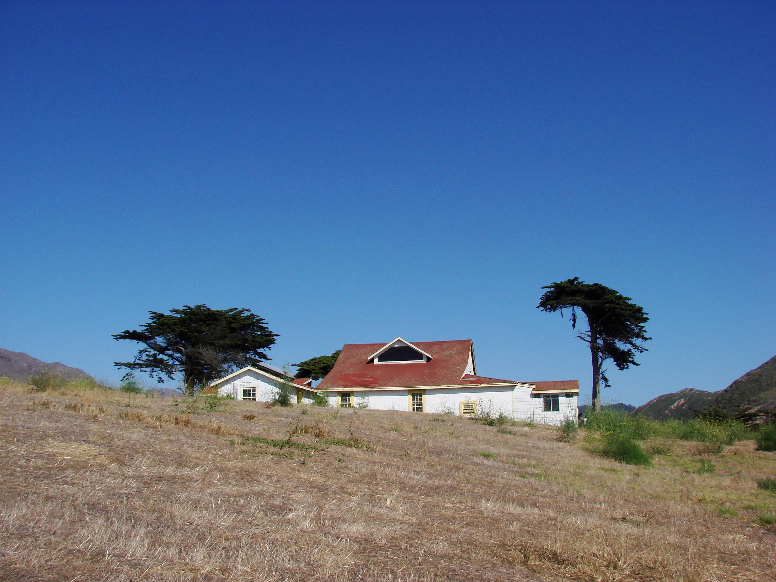 Christy Ranch, Santa Cruz Island,west end