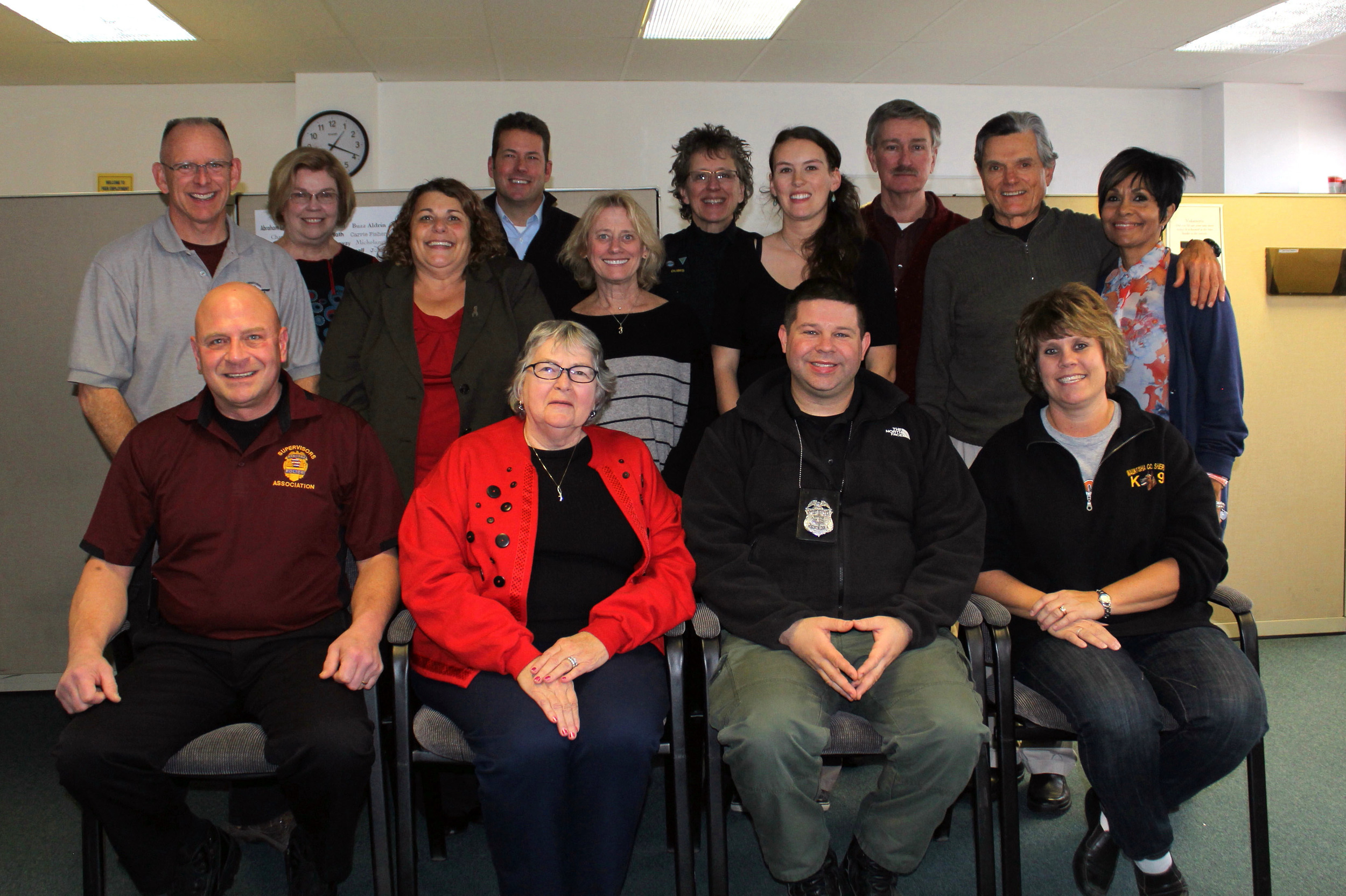 CIT Trainers Meeting, 2014