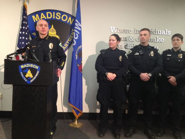 Madison Mental Health Liaison Officers