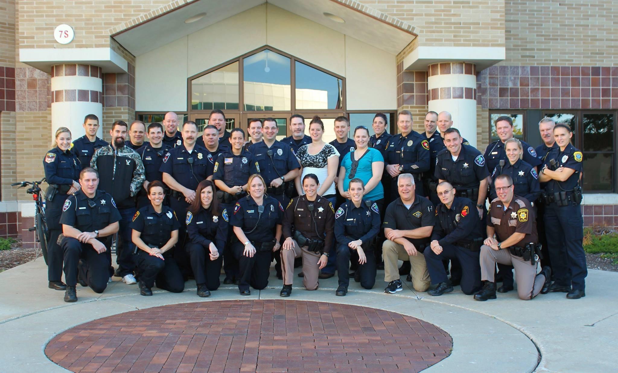 Fox Valley CIT Training, 2014.
