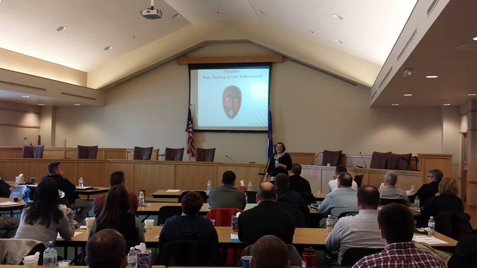 Fox Valley Advanced CIT training 2015