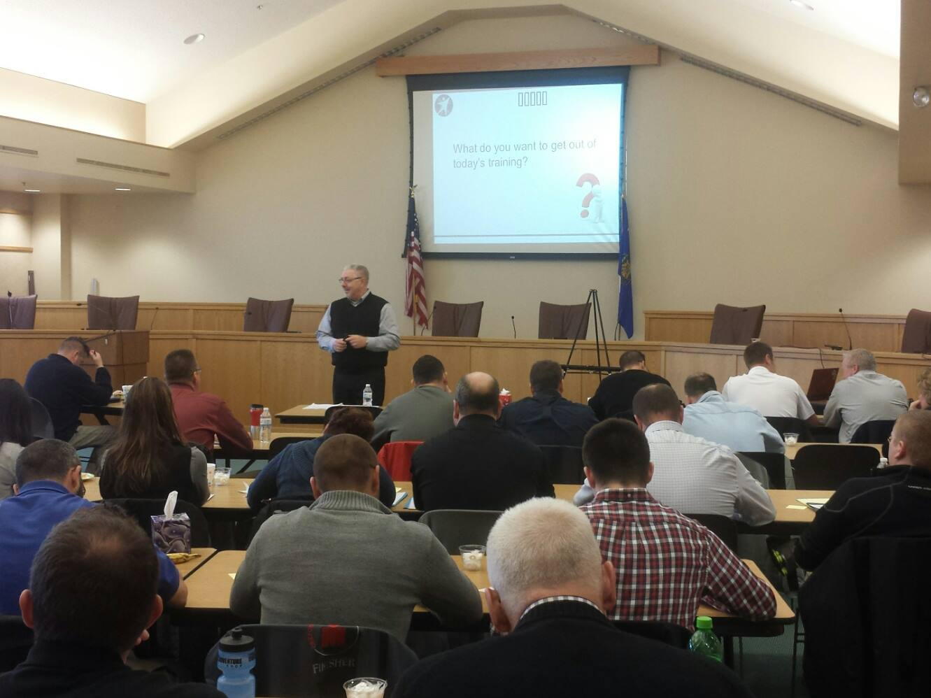 Fox Valley CIT Training 2015