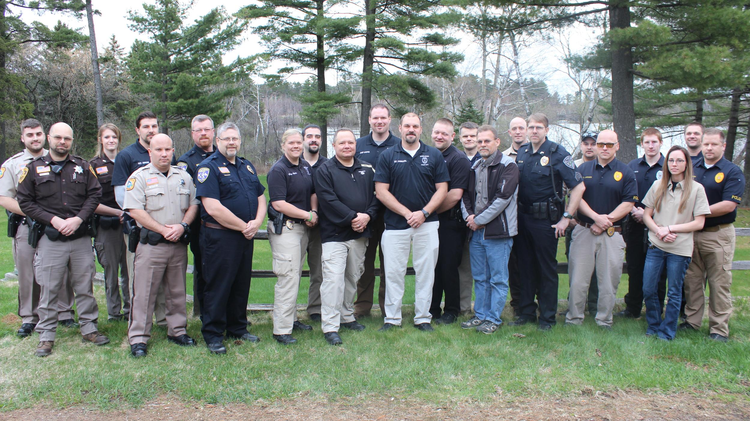 Northern Lakes CIT Training #1, April 2016