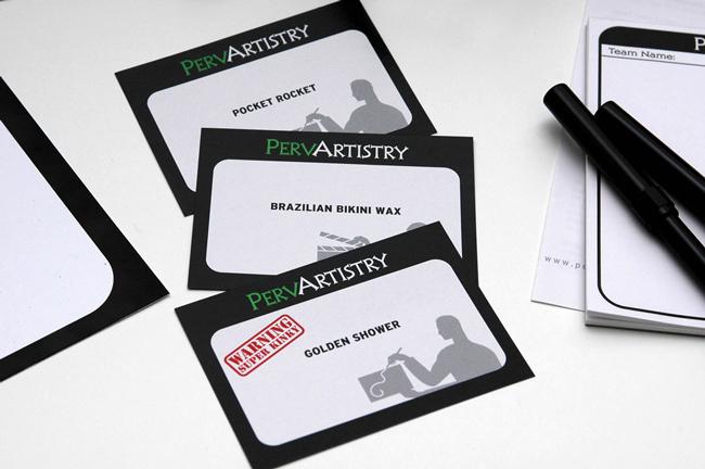 PervArtistry Cards