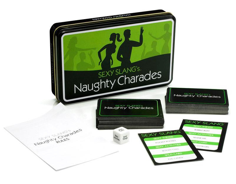 Naughty Charades Original Board Game