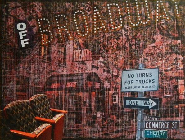 Cherry Lane Theater by Christi Scofield